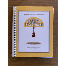 Load image into Gallery viewer, The Daily Ukulele Songbook