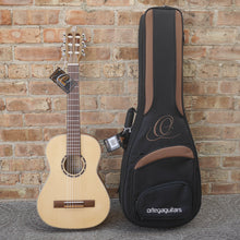 Load image into Gallery viewer, Ortega Family Series ½ Size Nylon String Guitar