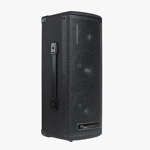 Powerwerks PA 50 Watt Tower Speaker w/bluetooth