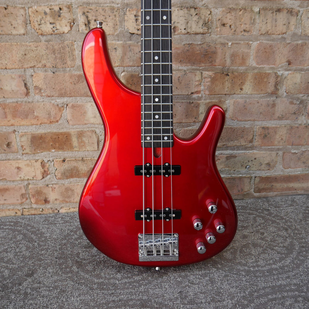Tagima Electric Bass, Millenium 4 String Metallic Red