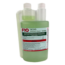 Load image into Gallery viewer, Pure Clean BIO F10SCXD Veterinary Disinfectant/Cleanser - 1.06 qt