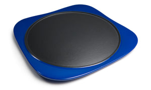 Open image in slideshow, Panache Premium Enameled Cast Iron Griddle Pan. The easy performance pan for Dosa, Tortilla, Crepe, Pancake, Chapati and other flat breads & pancakes