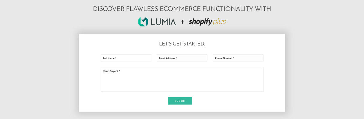 The Benefits of Adding a Shopify Landing Page to Your Portfolio Site