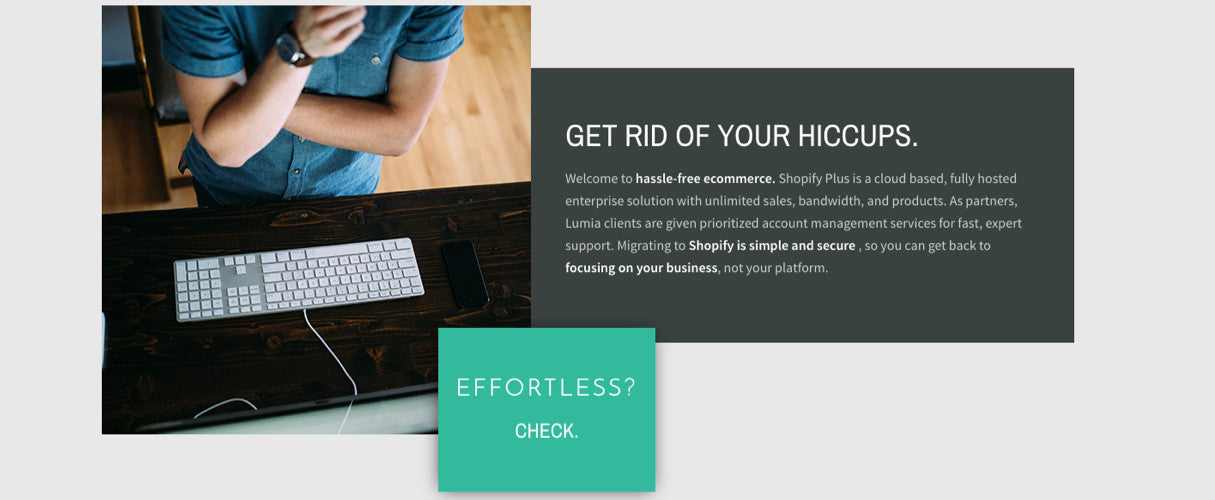 The Benefits Of Adding A Shopify Landing Page To Your Portfolio Site - Shopify landing page template