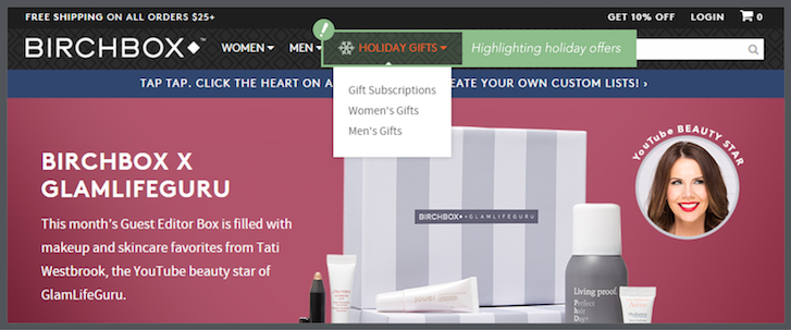3 Way to Maximize Your Client's Holiday Revenue - Birchbox