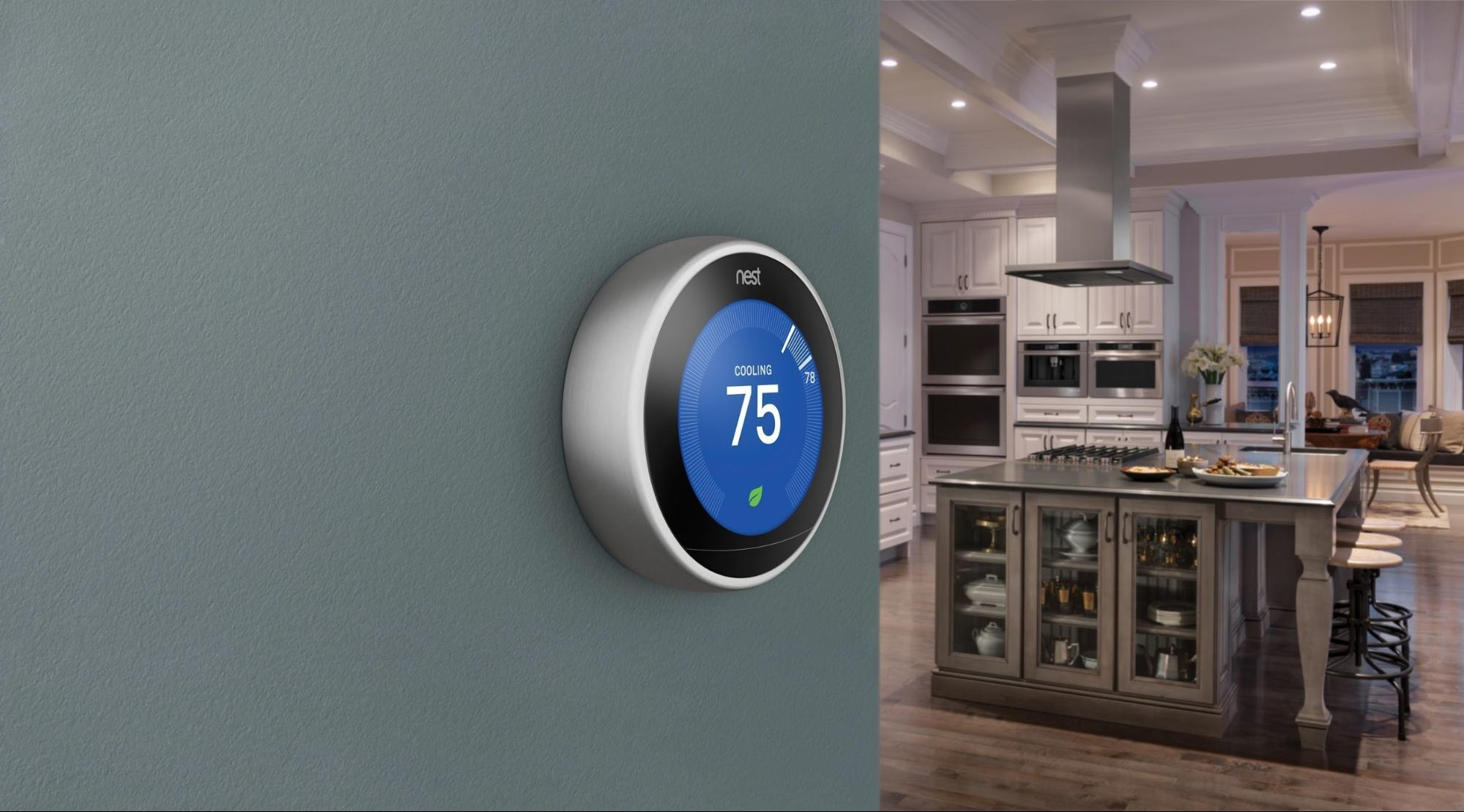 Nest Thermostat: Consider the user context