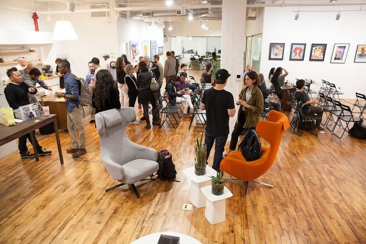 Coworking Spaces NYC: QNS Collective