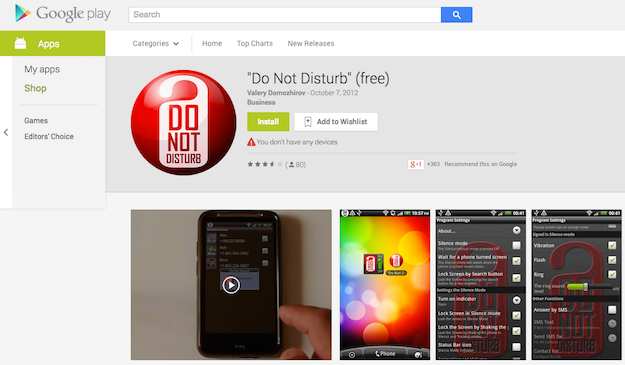 How to Support Your Clients Over the Holidays: Do Not Disturb Android
