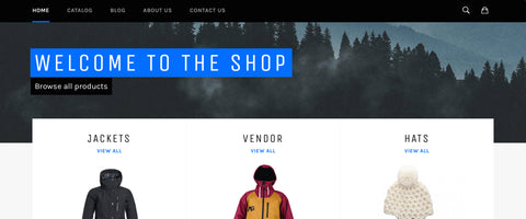 how to add music to shopify page