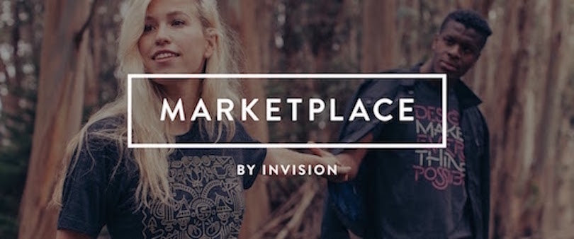 For Designers, By Designers: InVision's Marketplace Launches On Shopify