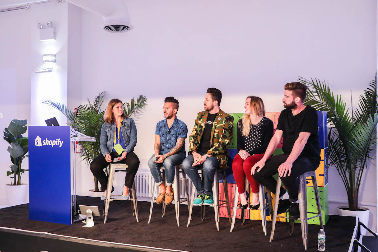 Shopify Pursuit: Panel discussion