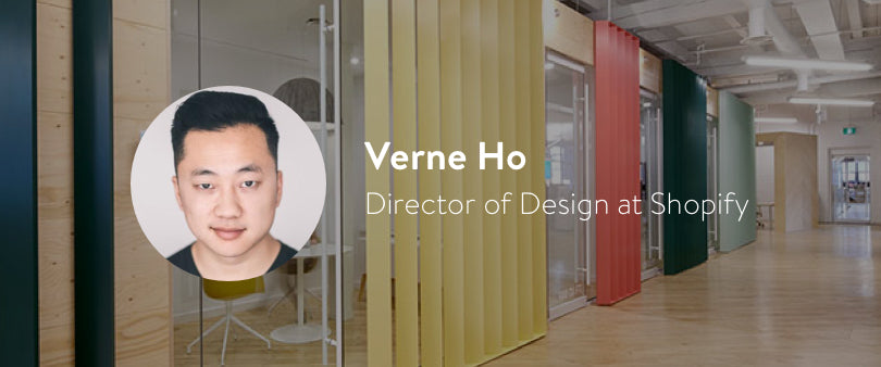Shopify's Director of Design Talks Tools, Trends, and How to Take Charge