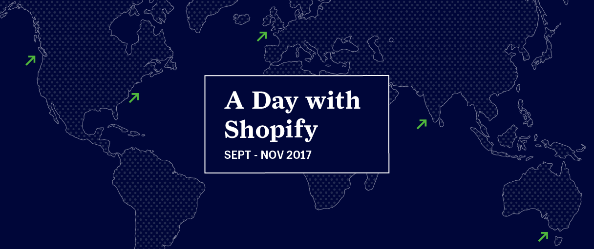 A Day with Shopify 2017: Announcing Speakers and Sessions