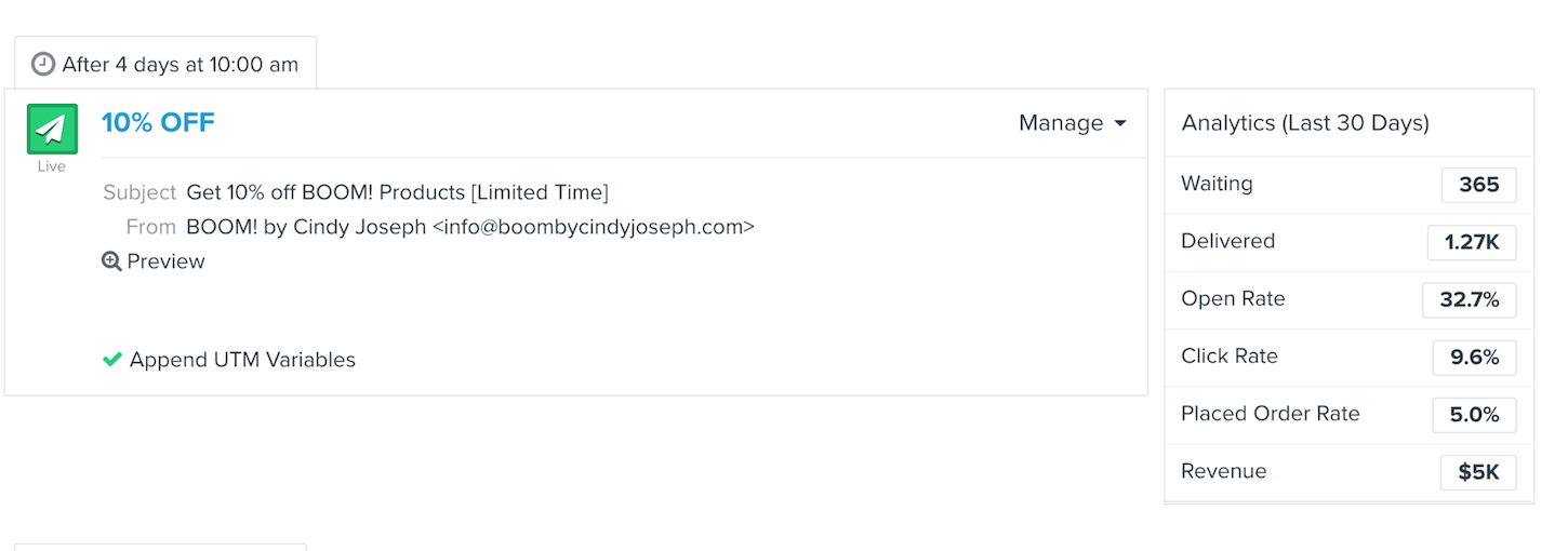How To Build An Abandoned Cart Email Sequence