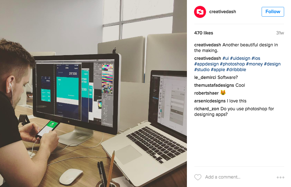 Agencies and Freelancers You Should Follow on Instagram - CreativeDash Lifestyle