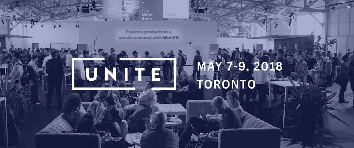 Announcing Unite 2018: Shopify's Partner and Developer Conference