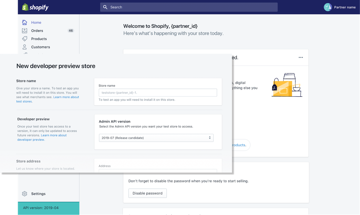 api-versioning-at-shopify-partner-dashboard-preview
