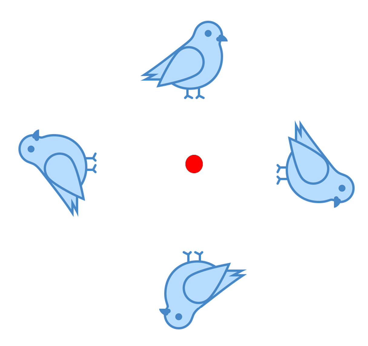 asymmetrical-design-rotation-symmetry-birds