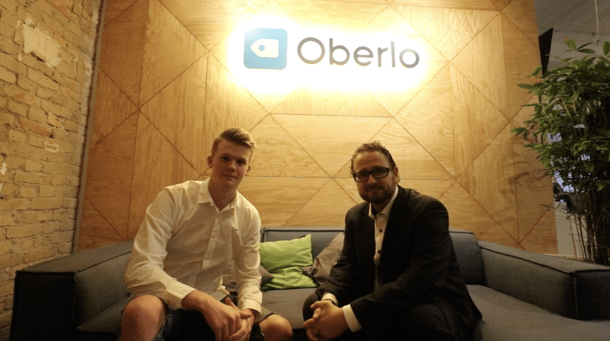become affiliate marketer germany: oberlo