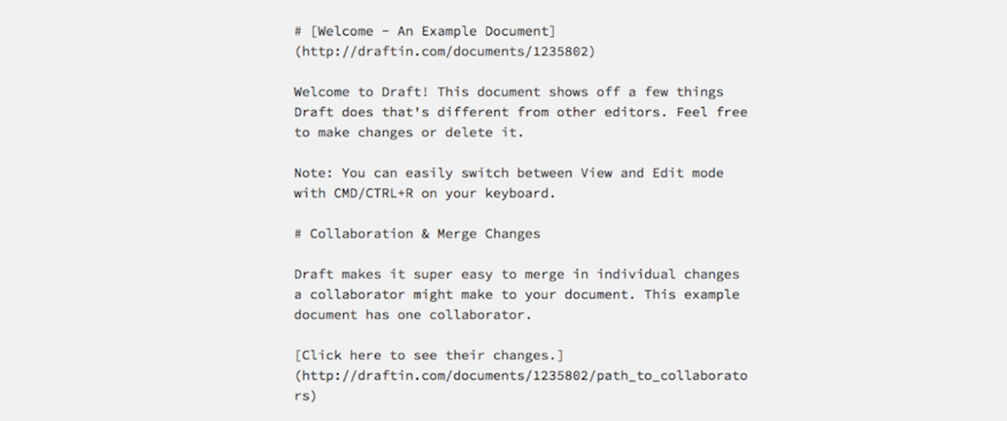 best-markdown-editor-draft