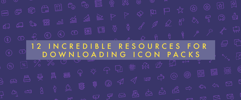 12 Incredible Resources for Downloading Icon Packs