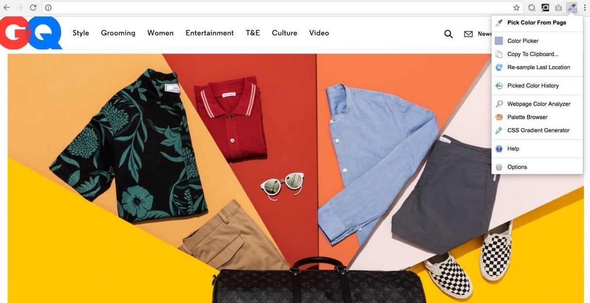 how to add website color scheme to shopify