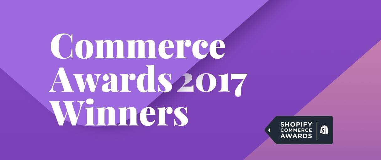 blog in review 2018: commerce awards
