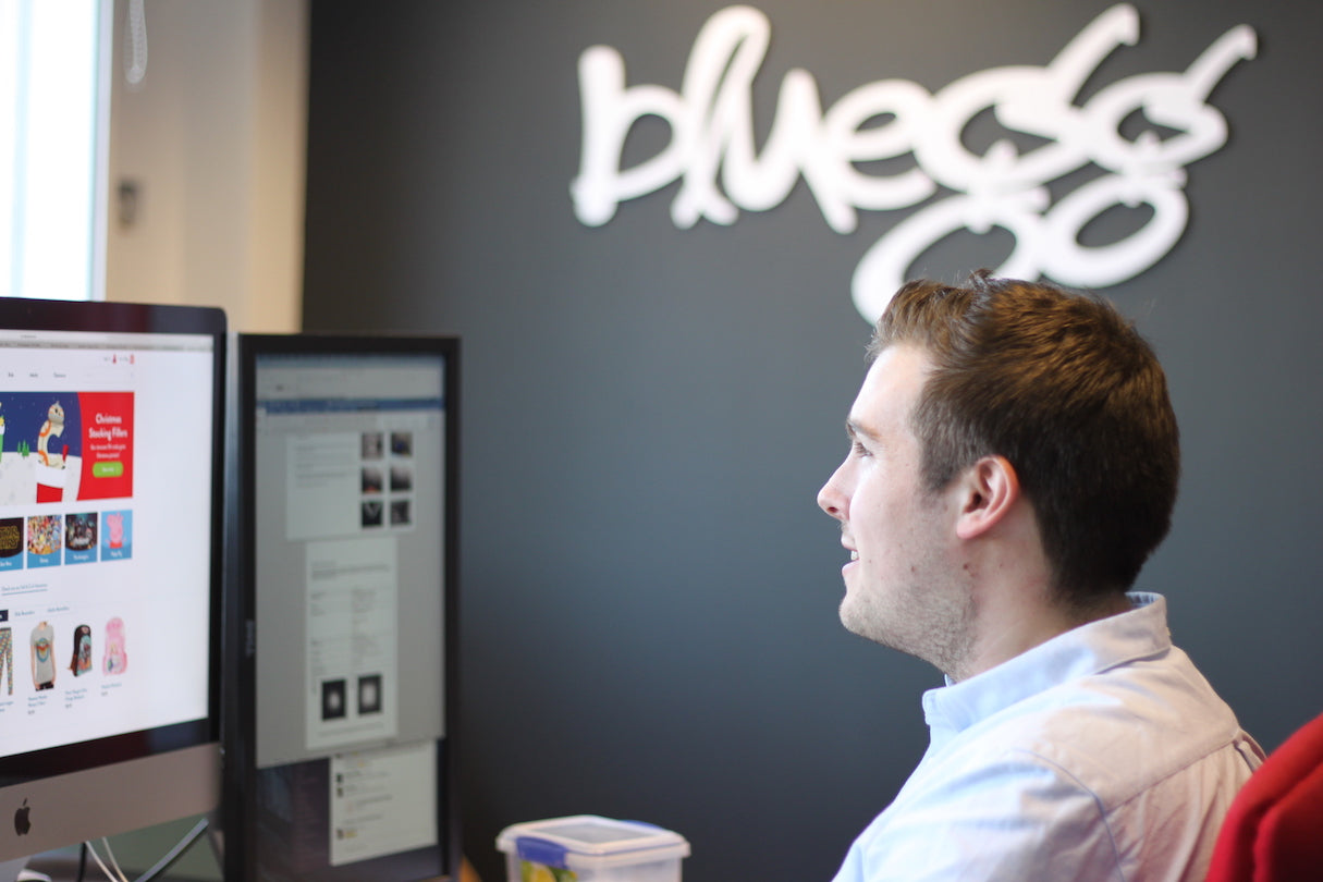 Bluegg Case Study: Peter