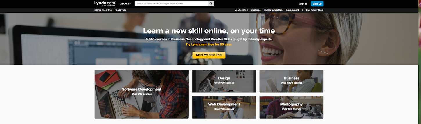 Go Back to School With These Online Courses for Continuous Learning