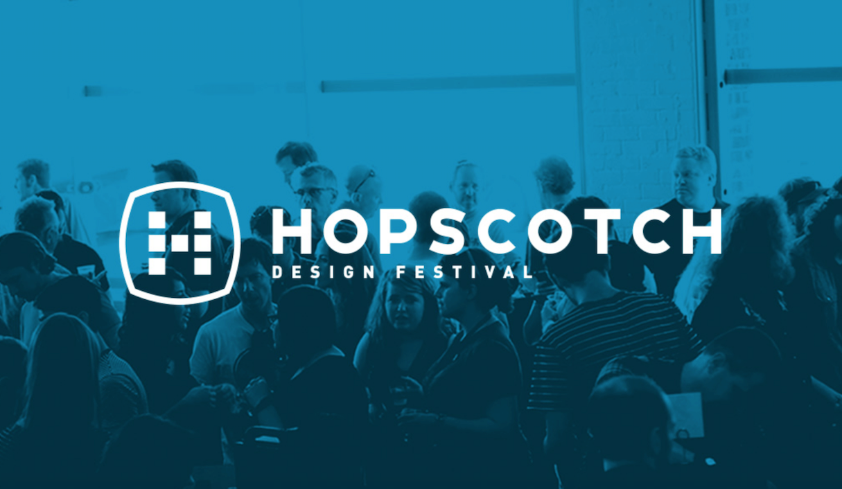 design conferences 2018: hopscotch