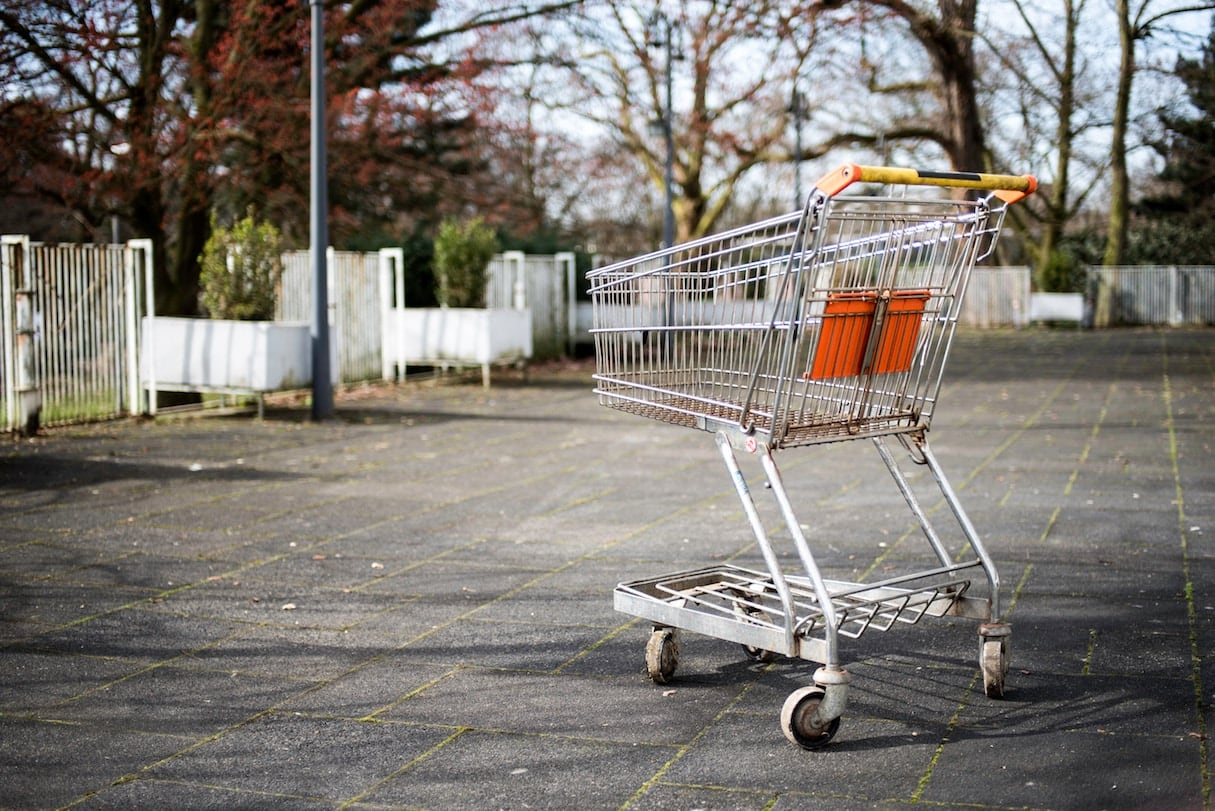email marketing campaign: abandoned cart