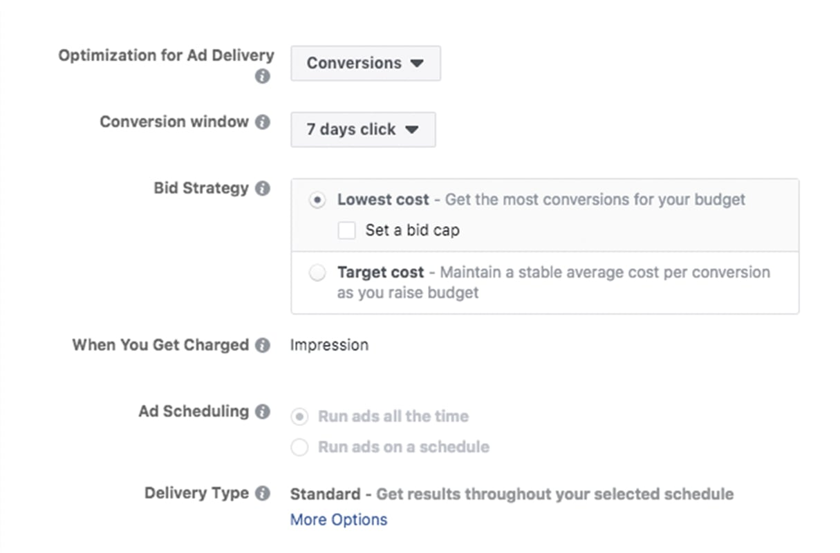 facebook marketing: automatic manual