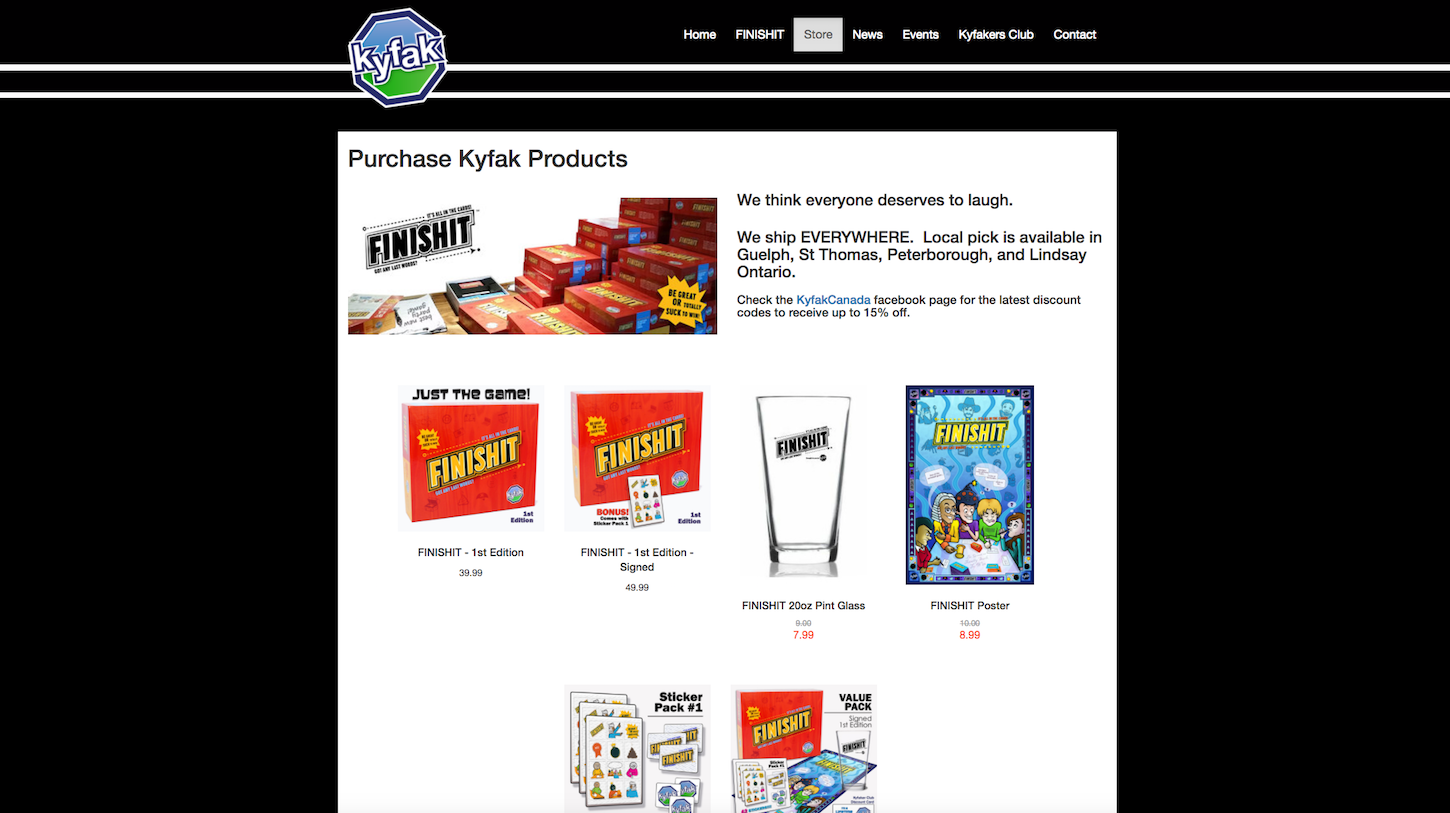 Four smart reasons to embed a shopify store: Kyfak