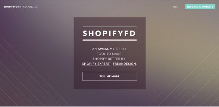 how to display metafields in front end shopify