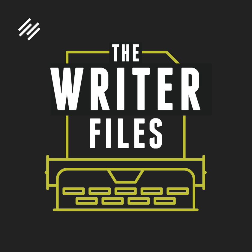 freelance podcast for writers the writer files