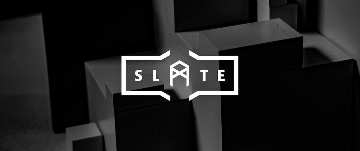 front end development tools: slate