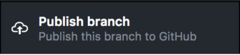 git guide: publish branch medium