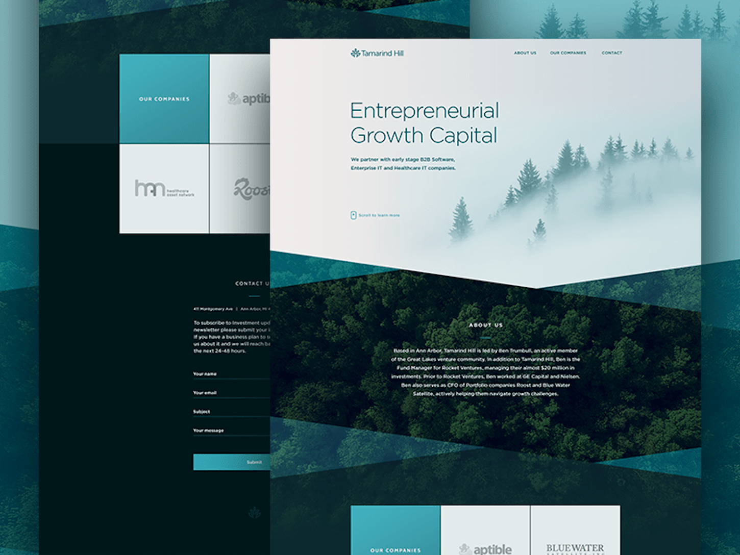 header design: mike sattler