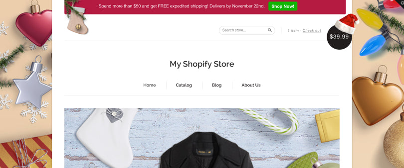 4 Ways to Give Some Holiday Flair to an Ecommerce Store