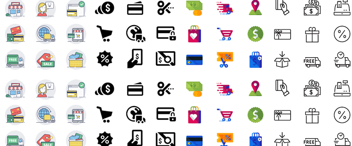 How To Use Icons To Enhance Your Ecommerce Website