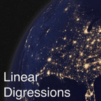 machine learning podcast: linear digressions