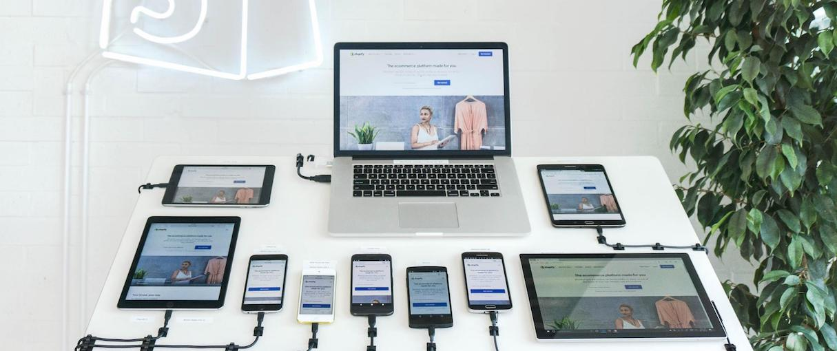 Shopify's Mobile Device Testing Lab Gets Wheels