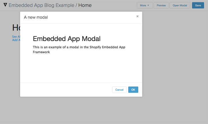 How to make the most of the Shopify Embedded App SDK