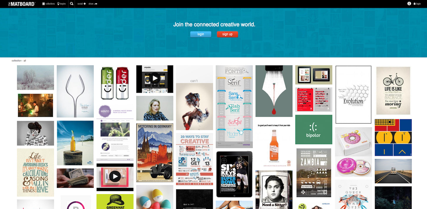 6 Tools To Create Beautifully Designed Mood Boards