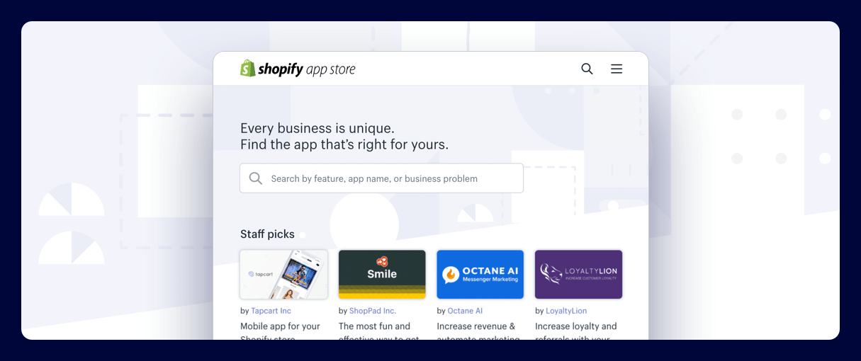 Introducing the New Shopify App Store