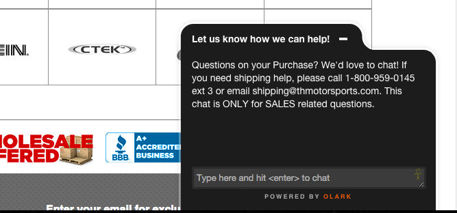 How to Prep Your Client's Store for Black Friday: Live Chat