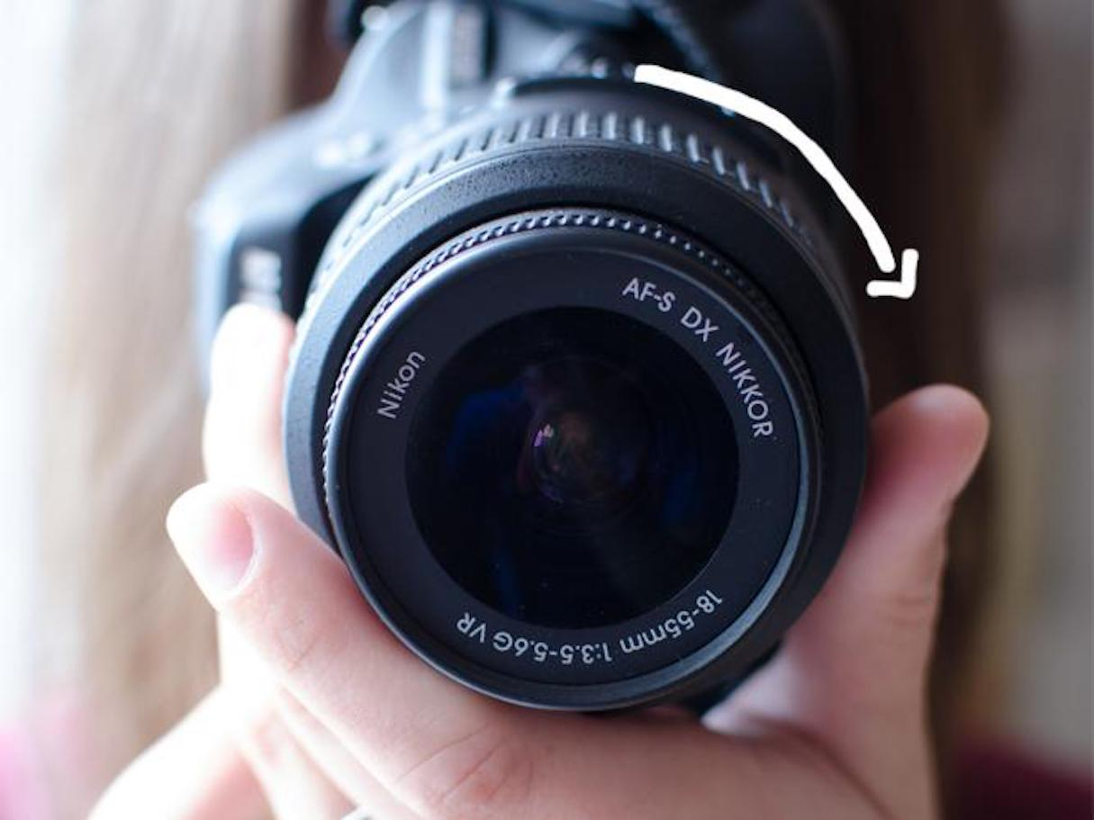product photography: avoid zoom