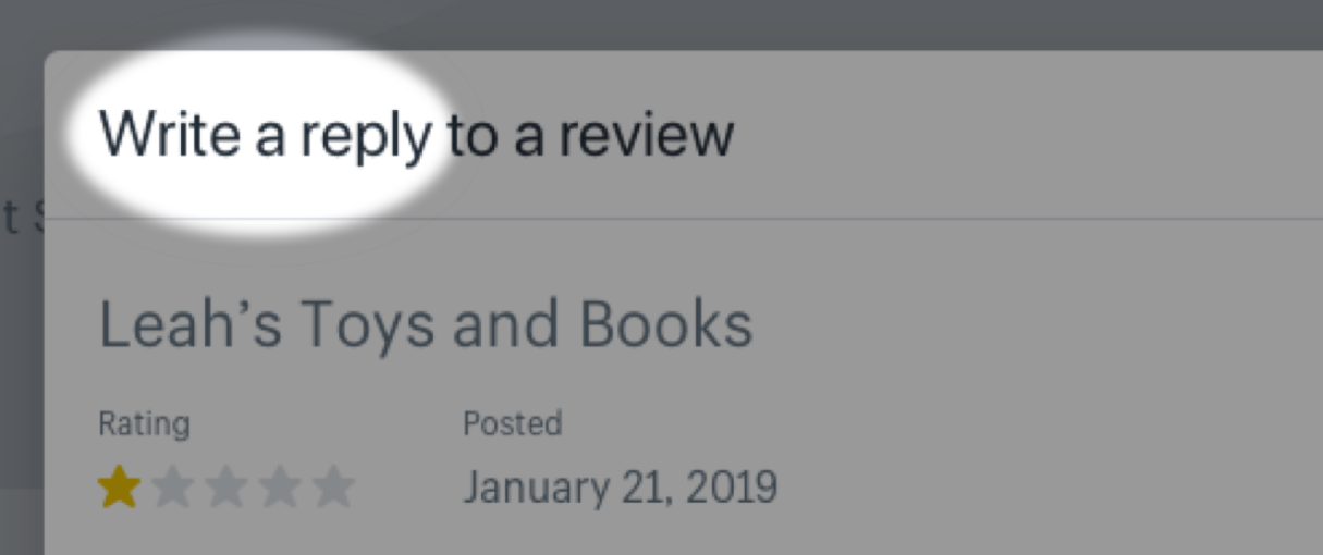 reply-to-reviews