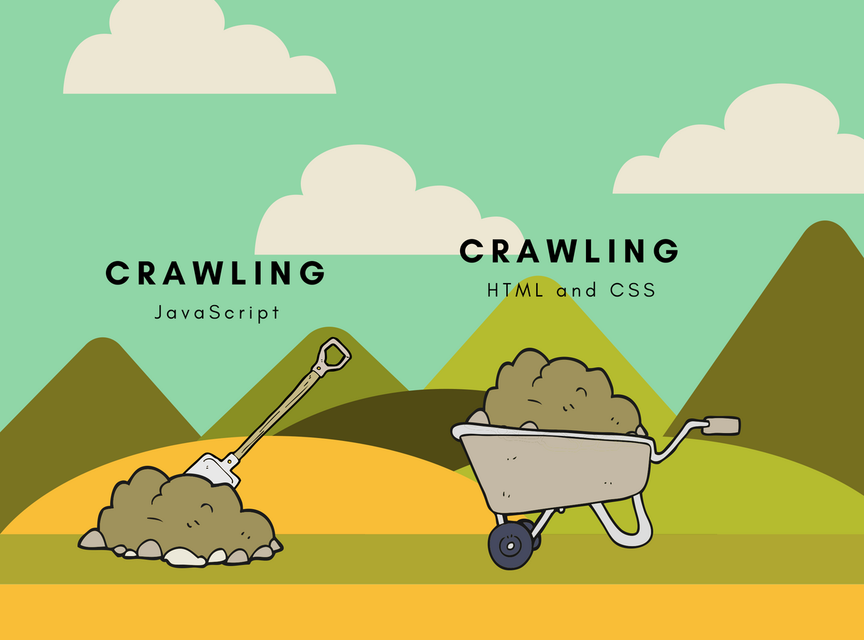 SEO web design and the effects on Google's crawl budget