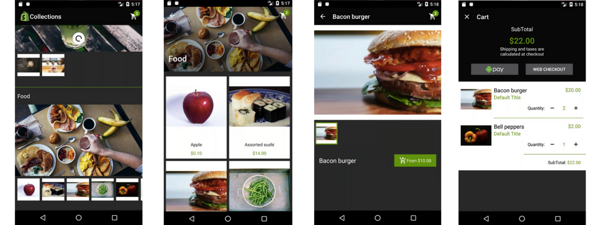 Use Shopify's Android Buy SDK to Build Commerce into Mobile Apps